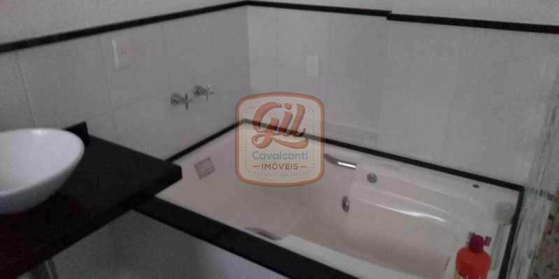 637570f2-0cbd-4787-aeec-df4868 - Casa em Condomínio 3 quartos à venda Vila Valqueire, Rio de Janeiro - R$ 680.000 - CS2512 - 27