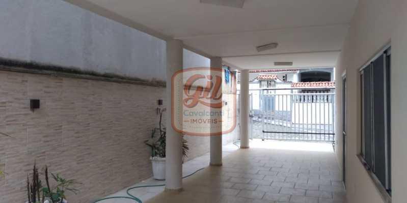 c1fb03aa-88b5-4cff-8b0c-fb78ed - Casa em Condomínio 3 quartos à venda Vila Valqueire, Rio de Janeiro - R$ 680.000 - CS2512 - 7