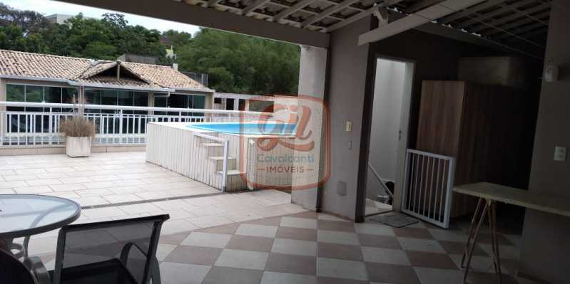 eff249f0-3373-4a43-b662-2b3a6c - Casa em Condomínio 3 quartos à venda Vila Valqueire, Rio de Janeiro - R$ 680.000 - CS2512 - 24