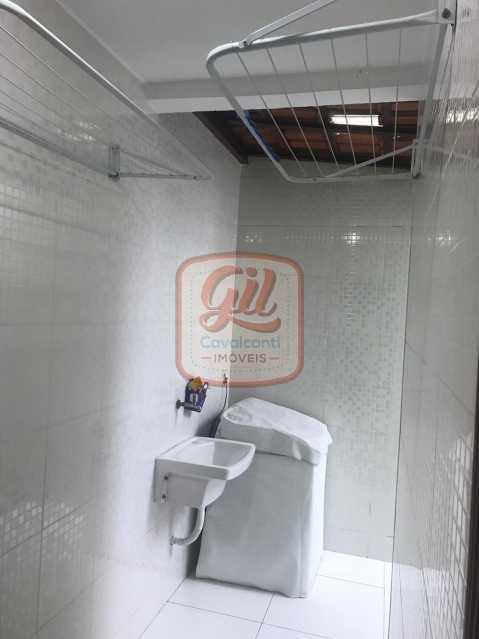 6b02e525-ef7a-4ae1-8050-b106a4 - Casa 3 quartos à venda Curicica, Rio de Janeiro - R$ 600.000 - CS2514 - 9