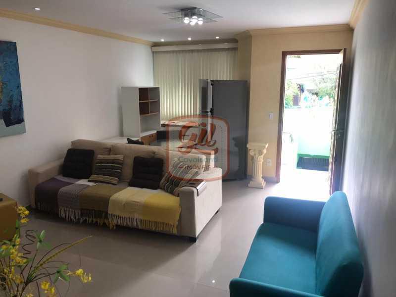 6bf5d70d-09a3-445e-88f3-3c33a8 - Casa 3 quartos à venda Curicica, Rio de Janeiro - R$ 600.000 - CS2514 - 1