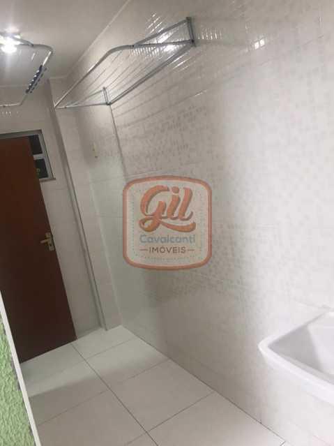 37c88e8d-f19b-41f7-aa8a-592b39 - Casa 3 quartos à venda Curicica, Rio de Janeiro - R$ 600.000 - CS2514 - 10