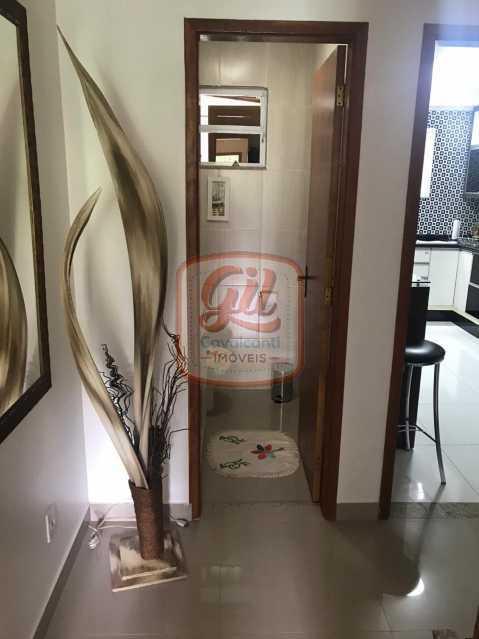 54da7320-900e-4412-8101-3dfcf7 - Casa 3 quartos à venda Curicica, Rio de Janeiro - R$ 600.000 - CS2514 - 4