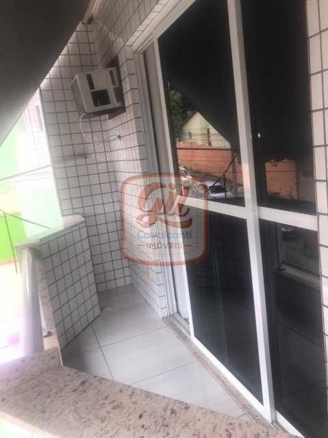 68e4bd52-e536-4db0-b223-739828 - Casa 3 quartos à venda Curicica, Rio de Janeiro - R$ 600.000 - CS2514 - 23