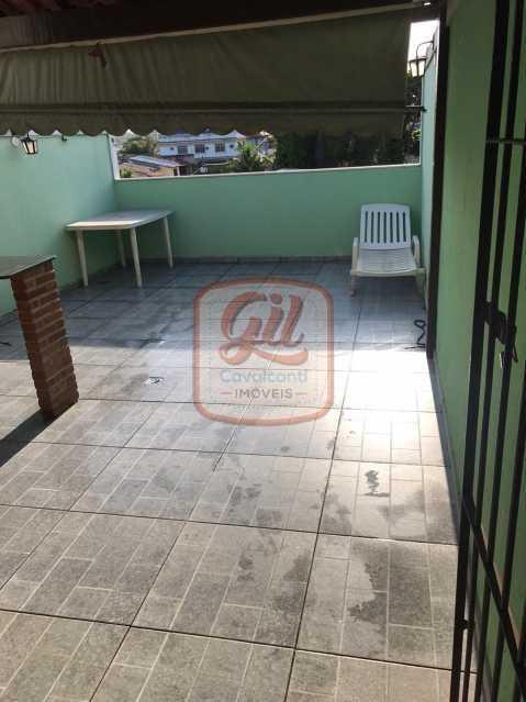 919a7b22-4d11-4d4f-8e6c-1c4334 - Casa 3 quartos à venda Curicica, Rio de Janeiro - R$ 600.000 - CS2514 - 30