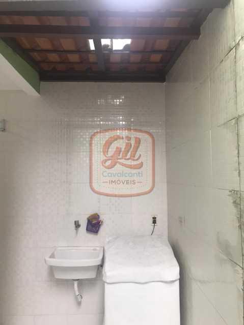 6338bf5a-9d4c-4345-8c51-2f6b71 - Casa 3 quartos à venda Curicica, Rio de Janeiro - R$ 600.000 - CS2514 - 8