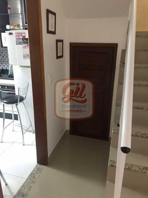 727008e6-52c0-4fb0-816c-ef5969 - Casa 3 quartos à venda Curicica, Rio de Janeiro - R$ 600.000 - CS2514 - 12