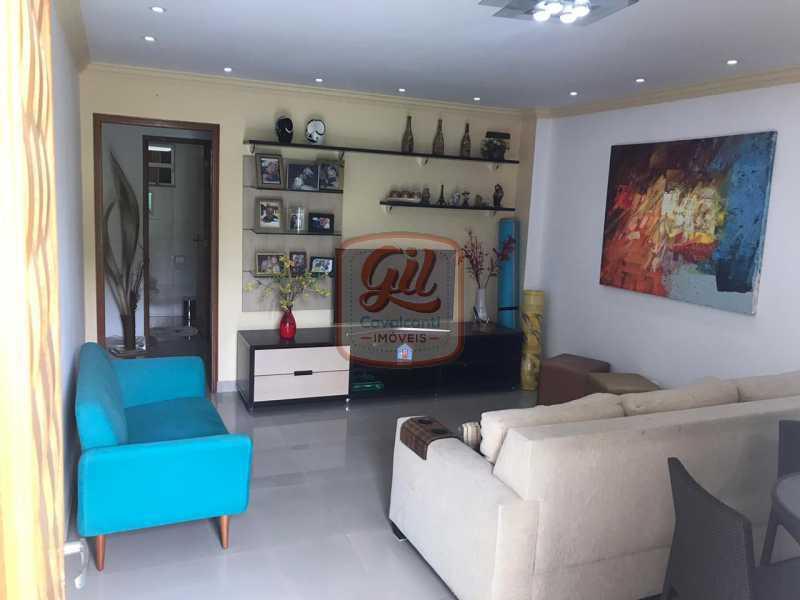 c3abbb64-1439-4d7d-9215-83caa9 - Casa 3 quartos à venda Curicica, Rio de Janeiro - R$ 600.000 - CS2514 - 3