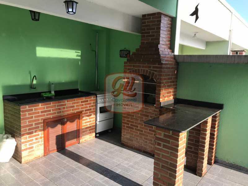 d6c3782b-eb2f-4dbe-afa5-79467b - Casa 3 quartos à venda Curicica, Rio de Janeiro - R$ 600.000 - CS2514 - 31