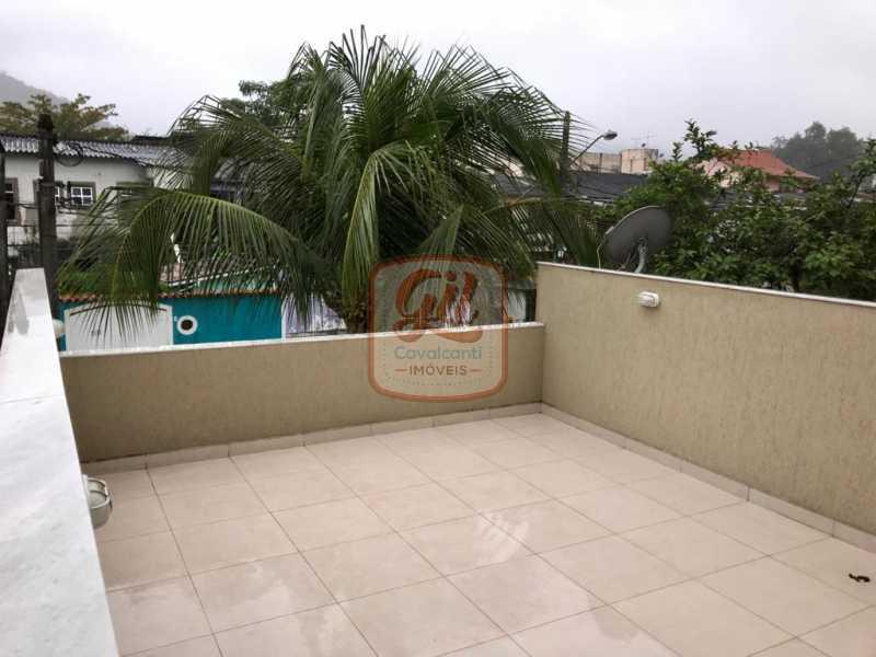 02d3fab5-f8b1-4481-985d-47510f - Casa 2 quartos à venda Jacarepaguá, Rio de Janeiro - R$ 450.000 - CS2519 - 6