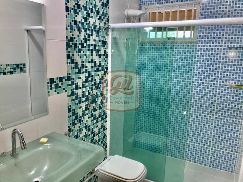 5a37fad5-375e-46b1-8bc4-4a16a7 - Casa 2 quartos à venda Jacarepaguá, Rio de Janeiro - R$ 450.000 - CS2519 - 19
