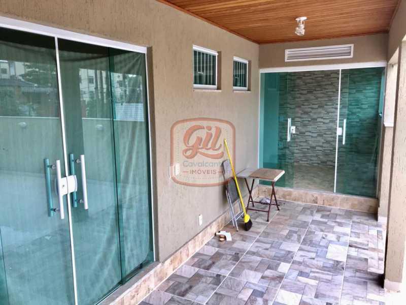 5ceee045-c767-4a58-b92b-a8203a - Casa 2 quartos à venda Jacarepaguá, Rio de Janeiro - R$ 450.000 - CS2519 - 11