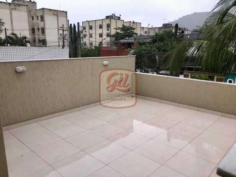41143d27-7939-4dc6-a3a8-1323c2 - Casa 2 quartos à venda Jacarepaguá, Rio de Janeiro - R$ 450.000 - CS2519 - 7