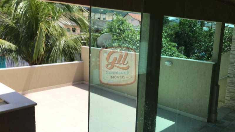 9eab1164-5be8-47c3-a993-b508ec - Casa 2 quartos à venda Jacarepaguá, Rio de Janeiro - R$ 450.000 - CS2519 - 9