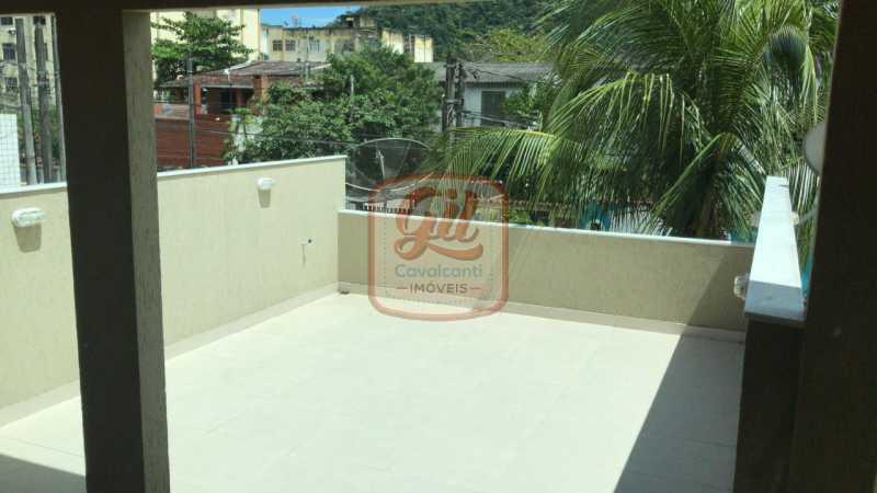 30753b8b-2d04-4379-b604-4085cd - Casa 2 quartos à venda Jacarepaguá, Rio de Janeiro - R$ 450.000 - CS2519 - 8