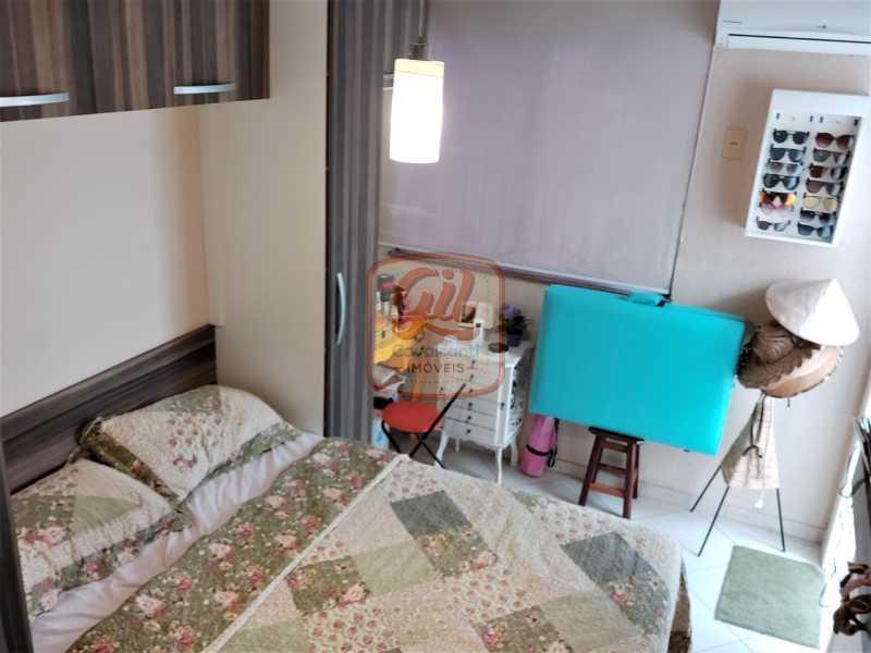 3fd8c8b6-aa6c-40b7-933c-bfa119 - Casa em Condomínio 2 quartos à venda Jardim Sulacap, Rio de Janeiro - R$ 389.000 - CS2521 - 21