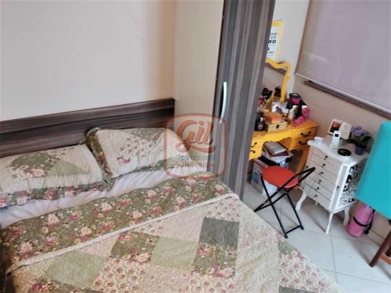 09d75bd7-0280-47b3-9425-c7a863 - Casa em Condomínio 2 quartos à venda Jardim Sulacap, Rio de Janeiro - R$ 389.000 - CS2521 - 22