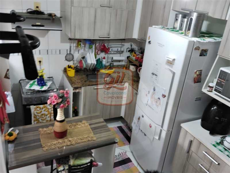 30b353b7-fb0f-457d-8784-45bd77 - Casa em Condomínio 2 quartos à venda Jardim Sulacap, Rio de Janeiro - R$ 389.000 - CS2521 - 14