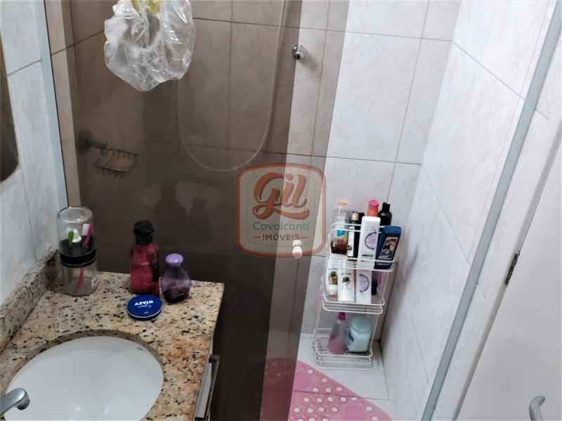 40c6608d-6f56-45e3-9fe1-ca6bca - Casa em Condomínio 2 quartos à venda Jardim Sulacap, Rio de Janeiro - R$ 389.000 - CS2521 - 27