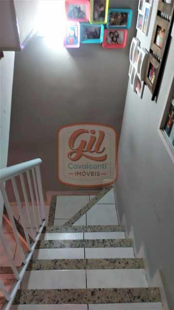 41caa5e7-3216-4a95-a323-2efeca - Casa em Condomínio 2 quartos à venda Jardim Sulacap, Rio de Janeiro - R$ 389.000 - CS2521 - 28