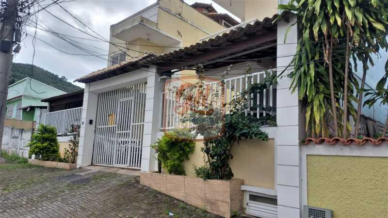 98c51575-b3c2-431a-b937-6de74f - Casa em Condomínio 2 quartos à venda Jardim Sulacap, Rio de Janeiro - R$ 389.000 - CS2521 - 4