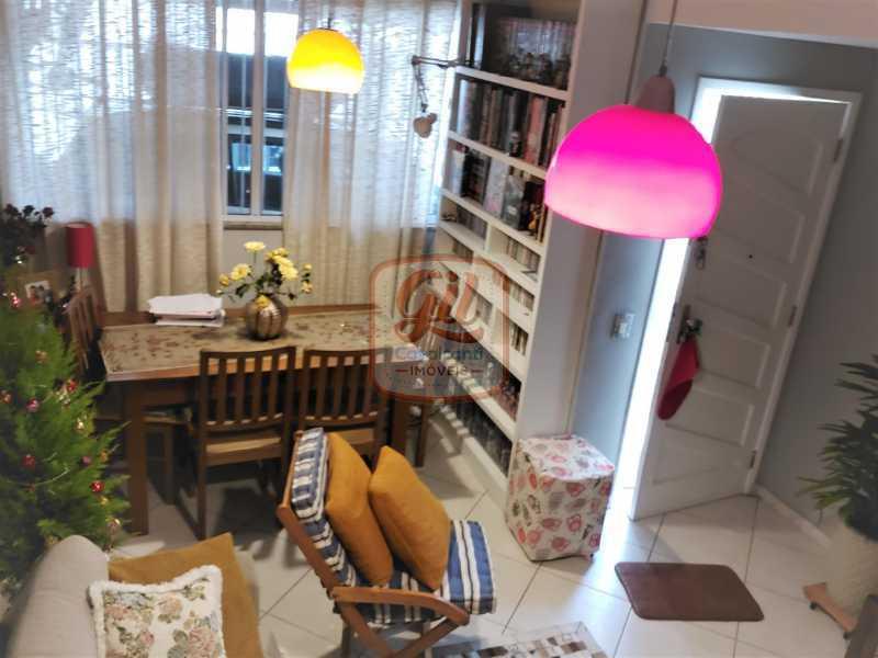 349fc53a-1e8a-4cf3-9bbb-961590 - Casa em Condomínio 2 quartos à venda Jardim Sulacap, Rio de Janeiro - R$ 389.000 - CS2521 - 7