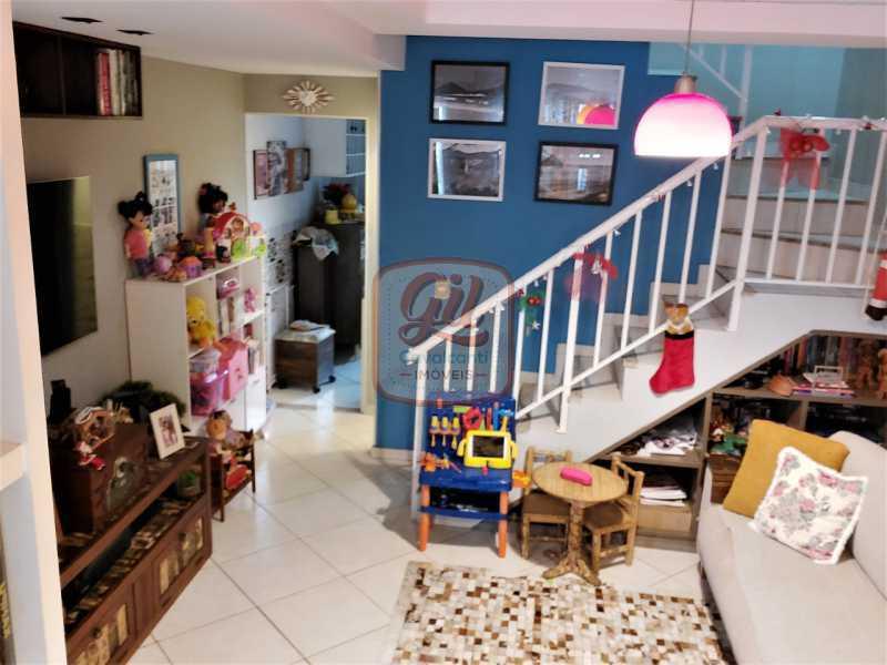 659e6697-a7c5-4758-8a34-42a0d0 - Casa em Condomínio 2 quartos à venda Jardim Sulacap, Rio de Janeiro - R$ 389.000 - CS2521 - 11
