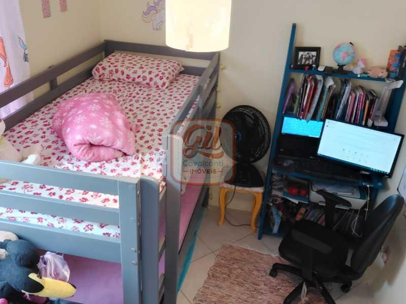 7323cf35-6c91-4a51-82d6-1ccf83 - Casa em Condomínio 2 quartos à venda Jardim Sulacap, Rio de Janeiro - R$ 389.000 - CS2521 - 19