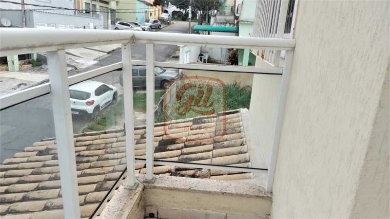24534b6c-c68c-4531-9fe7-ba1647 - Casa em Condomínio 2 quartos à venda Jardim Sulacap, Rio de Janeiro - R$ 389.000 - CS2521 - 26