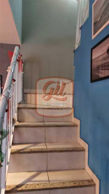 0622612b-4189-410c-808a-311e3c - Casa em Condomínio 2 quartos à venda Jardim Sulacap, Rio de Janeiro - R$ 389.000 - CS2521 - 18