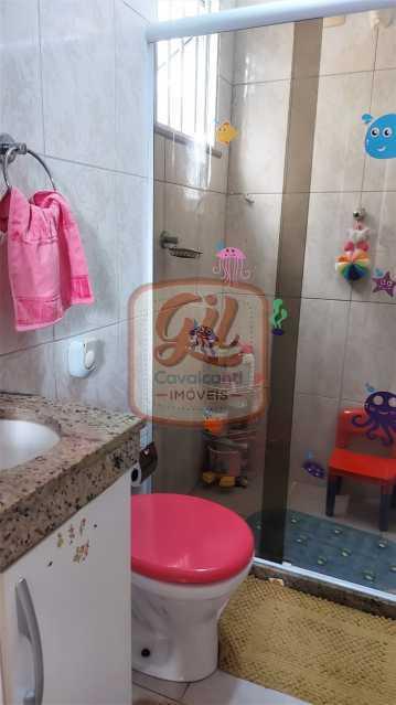 67635698-7bf0-4f6c-928e-a033e5 - Casa em Condomínio 2 quartos à venda Jardim Sulacap, Rio de Janeiro - R$ 389.000 - CS2521 - 20