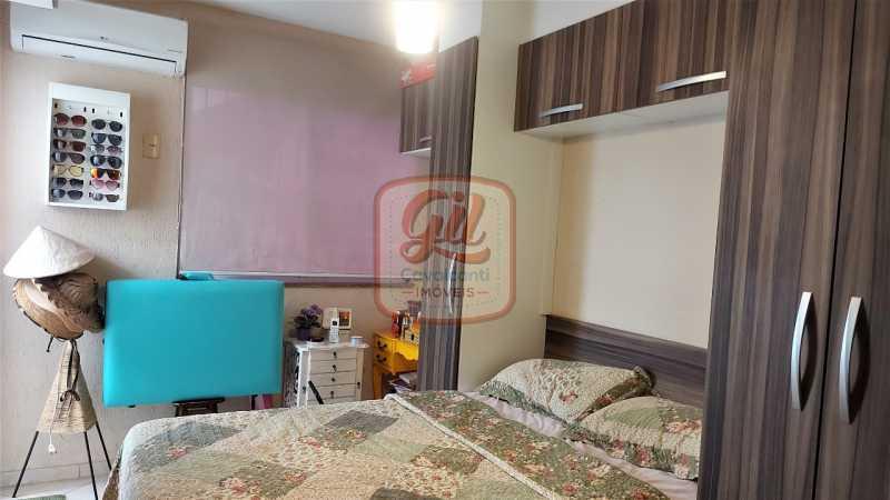 a4f28d10-15a8-4369-ac3b-3cbbaa - Casa em Condomínio 2 quartos à venda Jardim Sulacap, Rio de Janeiro - R$ 389.000 - CS2521 - 24