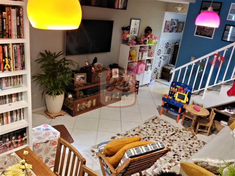 a8fcccc4-d5cf-4a77-ae4c-aef993 - Casa em Condomínio 2 quartos à venda Jardim Sulacap, Rio de Janeiro - R$ 389.000 - CS2521 - 12