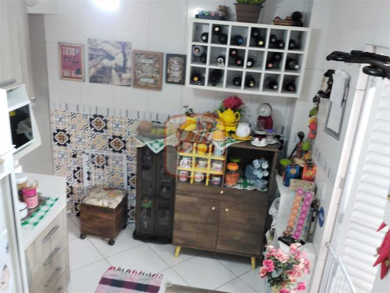 b784d98f-528a-49d5-a490-bbfa08 - Casa em Condomínio 2 quartos à venda Jardim Sulacap, Rio de Janeiro - R$ 389.000 - CS2521 - 15