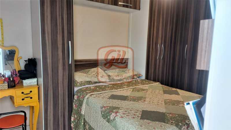 ba343a54-660e-4c88-9c68-242250 - Casa em Condomínio 2 quartos à venda Jardim Sulacap, Rio de Janeiro - R$ 389.000 - CS2521 - 23
