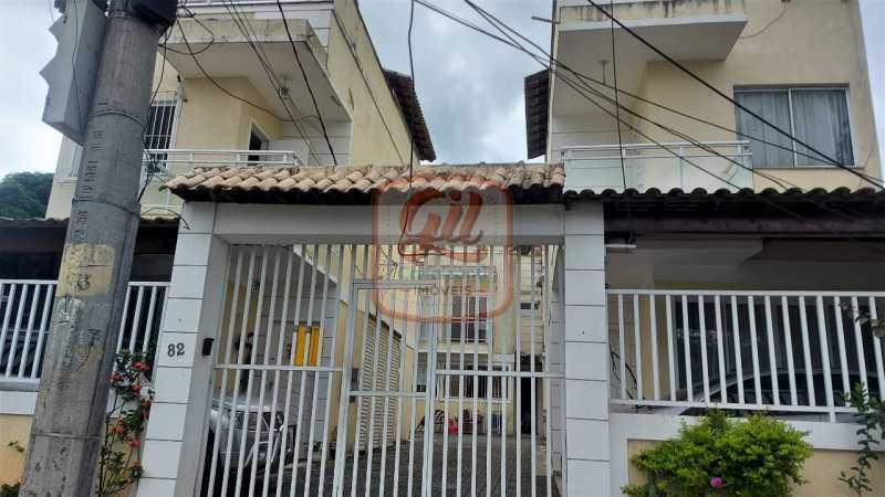 d74a0e51-329e-4ed1-960d-5b68a0 - Casa em Condomínio 2 quartos à venda Jardim Sulacap, Rio de Janeiro - R$ 389.000 - CS2521 - 1