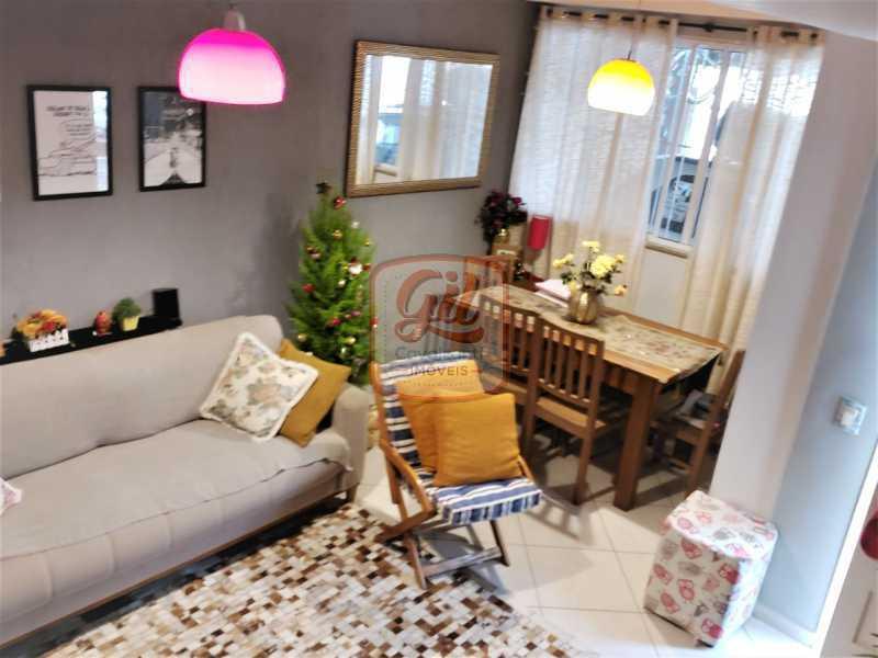 e365f13b-f943-408a-a259-05aadd - Casa em Condomínio 2 quartos à venda Jardim Sulacap, Rio de Janeiro - R$ 389.000 - CS2521 - 8