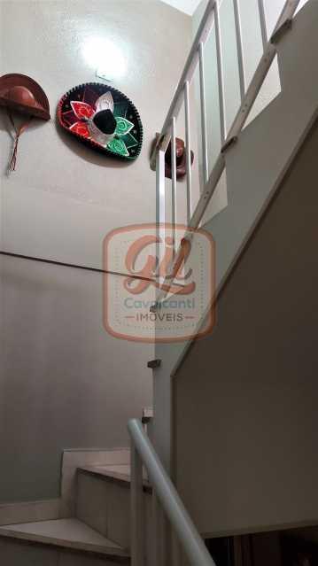 ecd76f01-08a2-43b6-912f-5ce7d7 - Casa em Condomínio 2 quartos à venda Jardim Sulacap, Rio de Janeiro - R$ 389.000 - CS2521 - 29