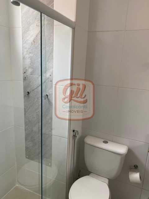 1d45c8f4-8871-4916-950c-85c17e - Cobertura 3 quartos à venda Taquara, Rio de Janeiro - R$ 360.000 - CB0234 - 9
