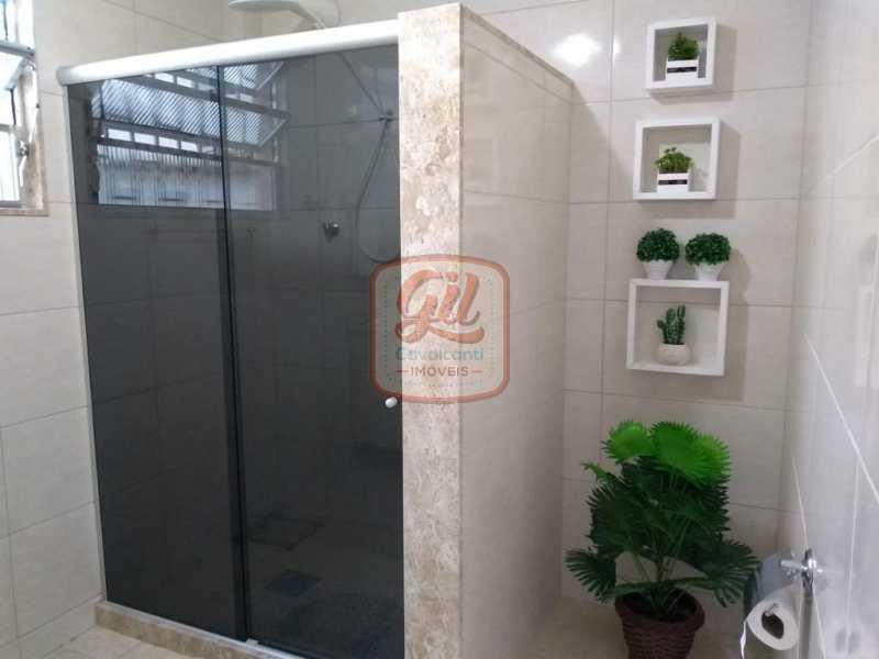 708fb35d-36af-449a-b7ac-65da33 - Casa 3 quartos à venda Tanque, Rio de Janeiro - R$ 860.000 - CS2524 - 25