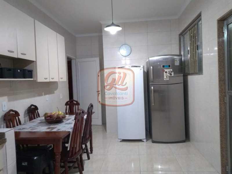 de4e5084-7936-4aec-bd18-40e308 - Casa 3 quartos à venda Tanque, Rio de Janeiro - R$ 860.000 - CS2524 - 16