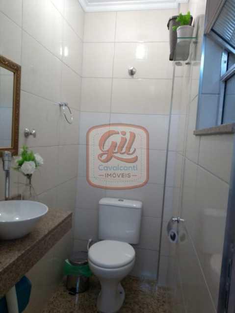 f18e61d9-f929-4b28-9752-d7a36c - Casa 3 quartos à venda Tanque, Rio de Janeiro - R$ 860.000 - CS2524 - 23
