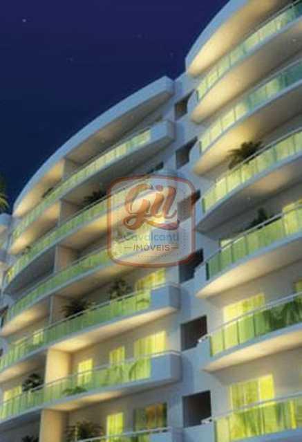 Fachada 2 - Apartamento 3 quartos à venda Andaraí, Rio de Janeiro - R$ 990.000 - AP2080 - 1