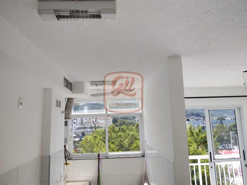 ebc695c3-b917-4e16-82dc-ecd8c3 - Apartamento 2 quartos à venda Curicica, Rio de Janeiro - R$ 214.000 - AP2082 - 30