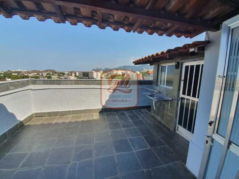 4d8f5a0f-45d1-47a8-8f4e-514b61 - Cobertura 2 quartos à venda Taquara, Rio de Janeiro - R$ 380.000 - CB0235 - 20