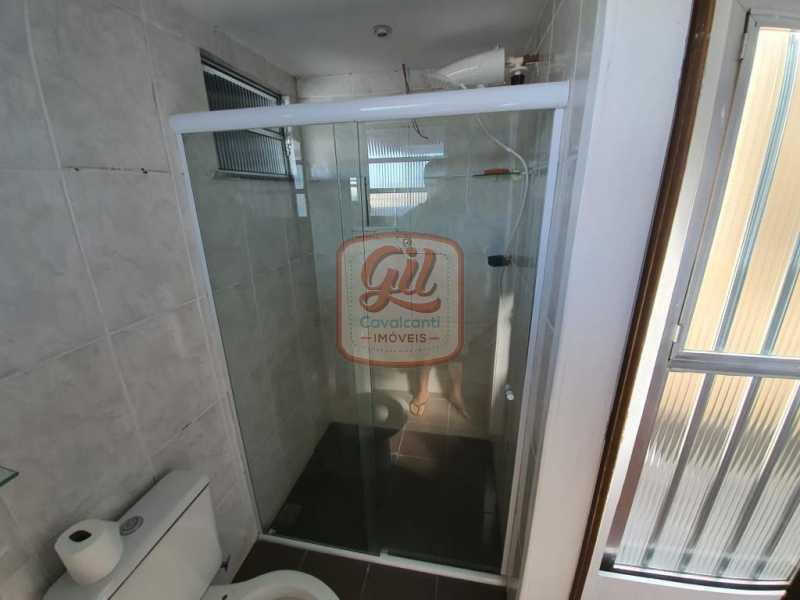 351b7d30-5192-4f62-be9e-3919f7 - Cobertura 2 quartos à venda Taquara, Rio de Janeiro - R$ 380.000 - CB0235 - 16