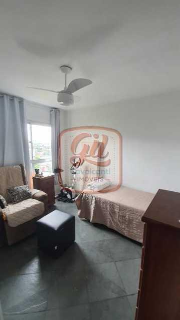 056242ef-a60c-46b9-a77d-e07b4f - Cobertura 2 quartos à venda Taquara, Rio de Janeiro - R$ 380.000 - CB0235 - 14