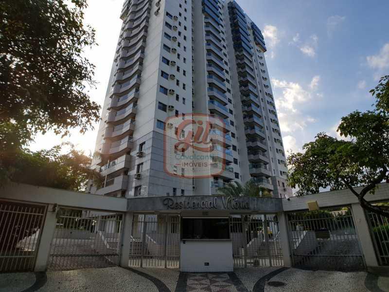 WhatsApp Image 2020-12-04 at 1 - Apartamento 3 quartos à venda Barra da Tijuca, Rio de Janeiro - R$ 892.500 - AP2085 - 1