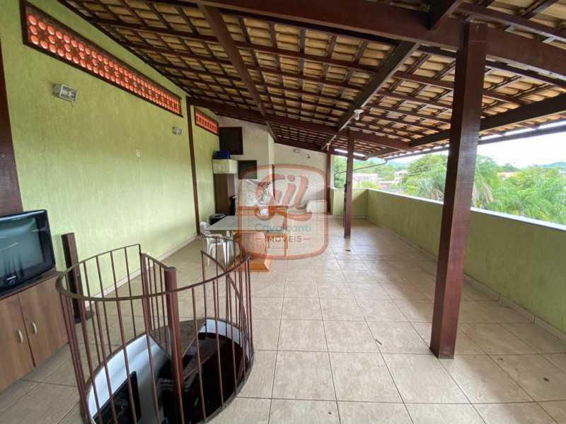 7cd92ab9-5d92-4e10-b584-9cbe6d - Casa 3 quartos à venda Jardim Sulacap, Rio de Janeiro - R$ 440.000 - CS2531 - 24