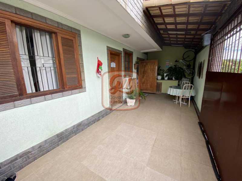 08fe7529-368f-4211-b2d5-2d9174 - Casa 3 quartos à venda Jardim Sulacap, Rio de Janeiro - R$ 440.000 - CS2531 - 6